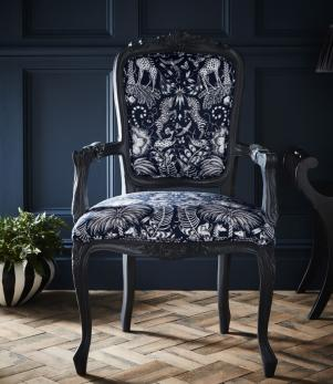 Statement Chairs - Antoinette Kruger Navy