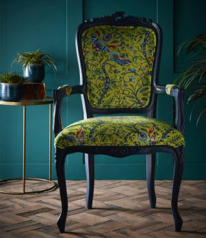 Statement Chairs - Antoinette Rousseau Lime