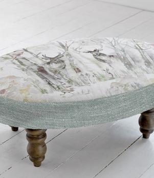 Footstools & Ottomans - Enchanted Forest Ceris Footstool