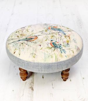 Footstools & Ottomans / Chaffinch Cato Footstool