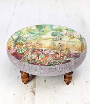 Footstools & Ottomans - Hare and Thistles Cato Footstool