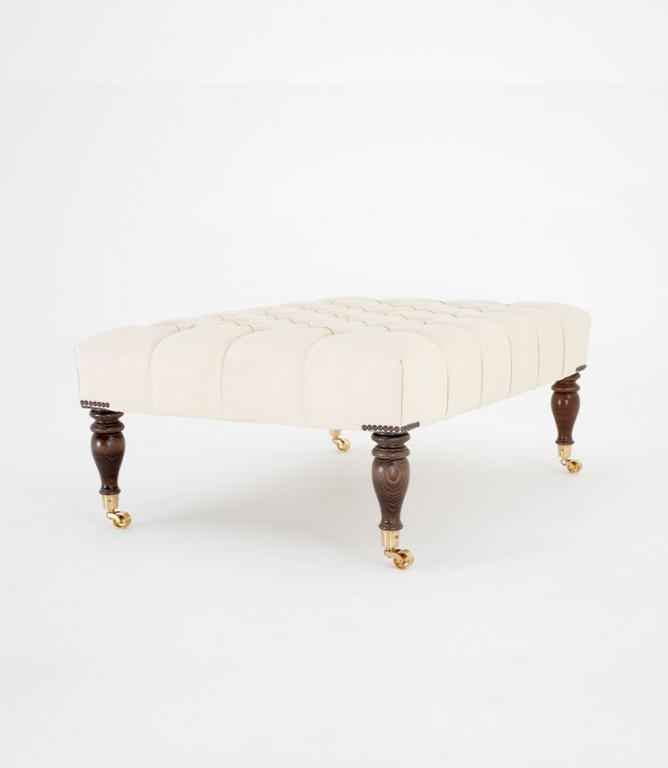 JF Footstools - No.011 Footstool