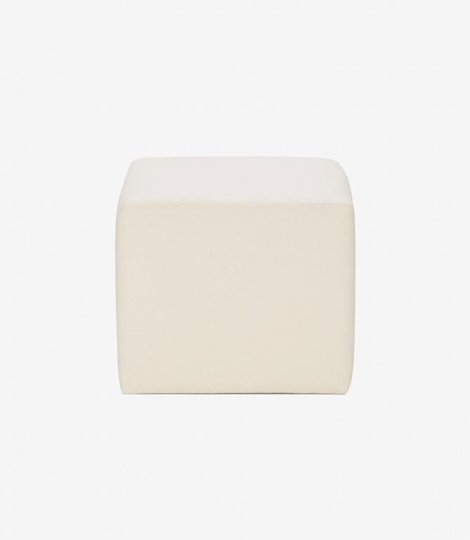 JF Footstools - Square Pouffe