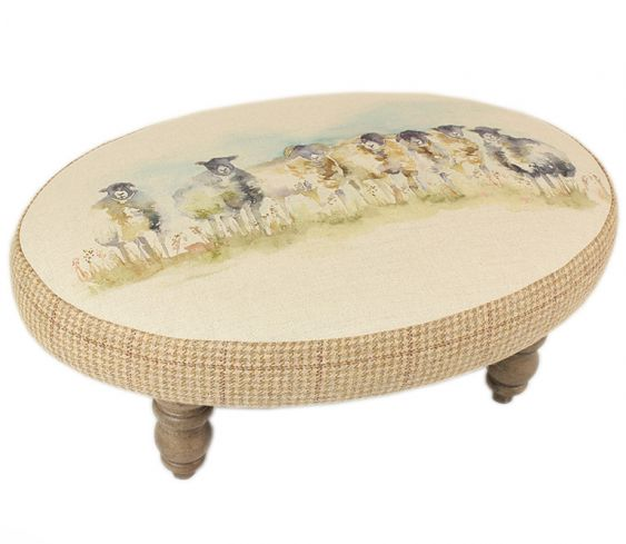 Footstools & Ottomans - Come By Ceres Footstool