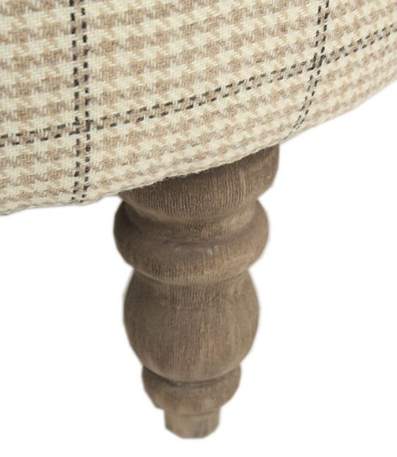 Footstools & Ottomans - Scottie Cato Footstool