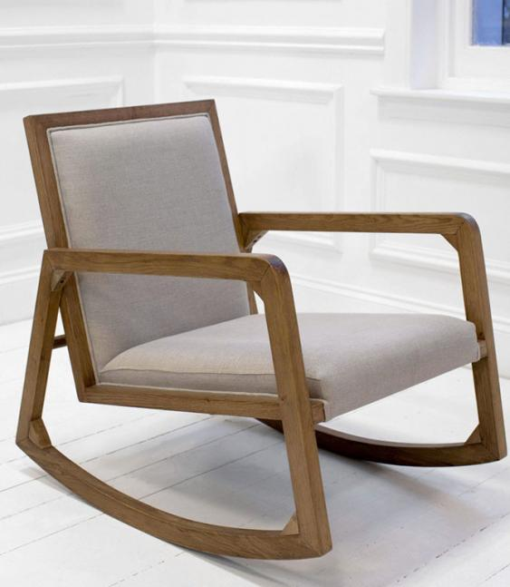 Chairs - Bazajet Rocking Chair