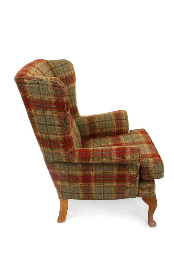 Chairs - JUST FABRICS Wingback Chair