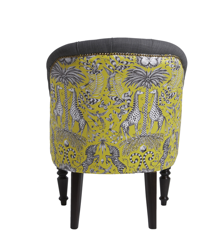 Statement Chairs - Soho Kruger Lime