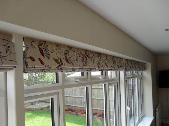 Sunroom blinds Gallery Just Fabrics