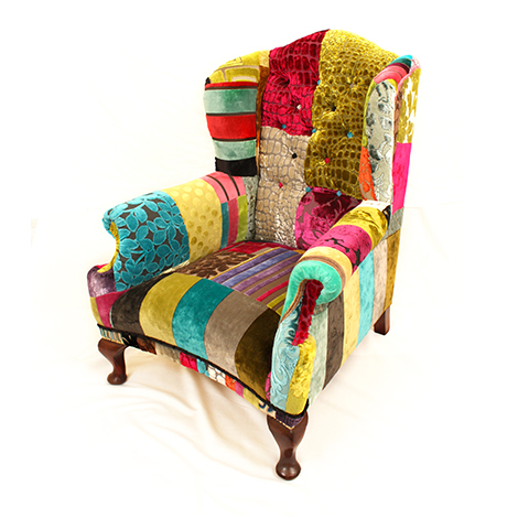 Using Designer Fabrics From Companies Such As Designers Guild, Linwood,  Romo And Harlequin.