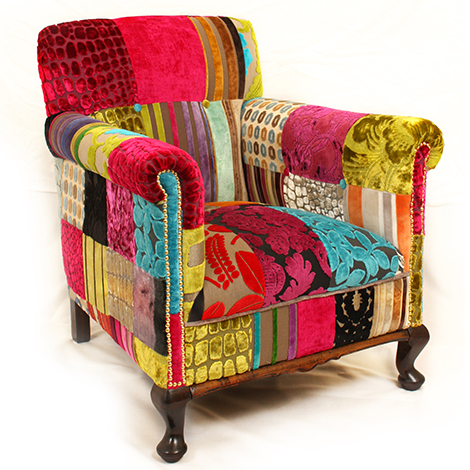 Patchwork Furniture Just Fabrics