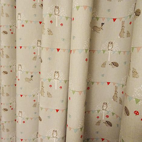 Sophie Allport Nursery Curtains