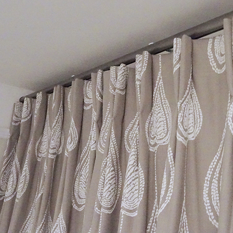 Harlequin Gigi French Grey Just Fabrics