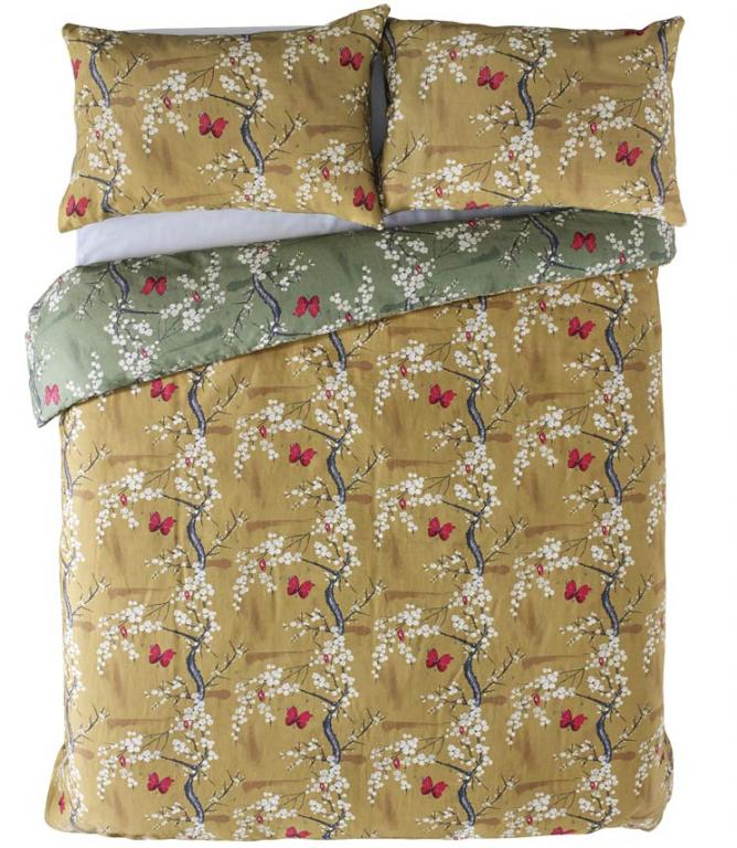 The Chateau Blossom Bedding Set