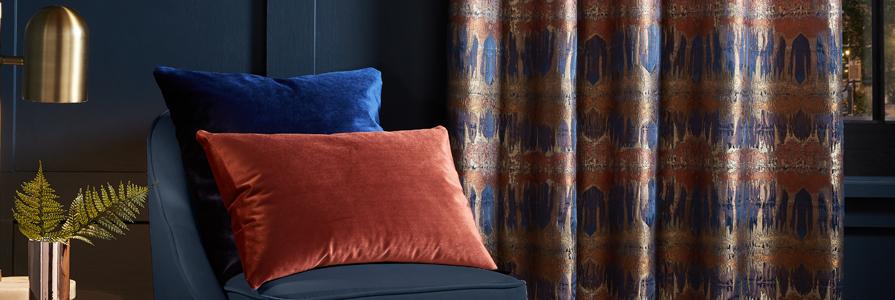 Silk & Faux Silk Fabric