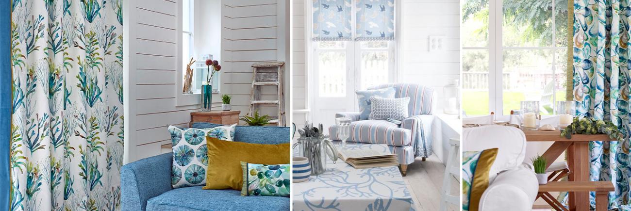 Seaside Fabric